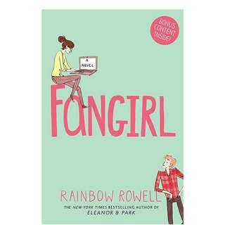 Fangirl by Rainbow Rowell [NEW]