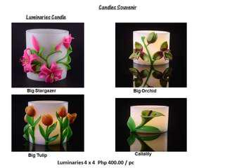 Candle Souvenir or Giveaways for All Occasion