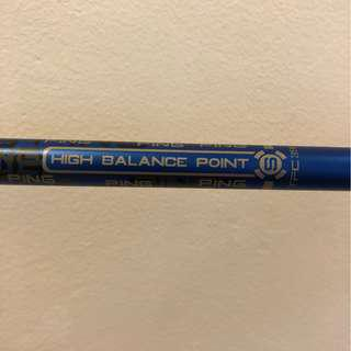 PING TFC 390 HIGH BALANCE POINT SHAFT