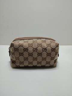 Authentic Gucci Make-up Pouch