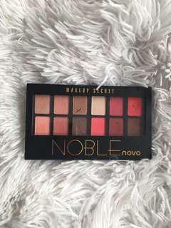 'Noble Novo' eyeshadow palette