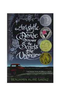 Aristotle and Dante Discover The Secrets of The Universe by Benjamin Alire Saenz [NEW]