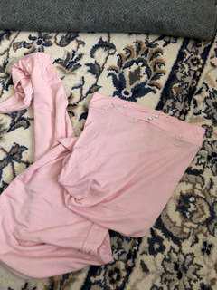 Naelofar Turban in Pink