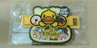 B Duck 食物夾