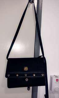 Authentic Mcm two way handle bag