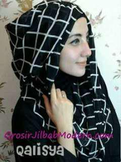 Jilbab/ Hijab Instant Hoodie Qalisya