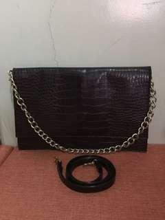 Charles and Keith 3way bag