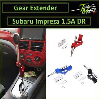 Gear Shifter Extender For Subaru Impreza 1.5 Auto . Red .Blue .Black .