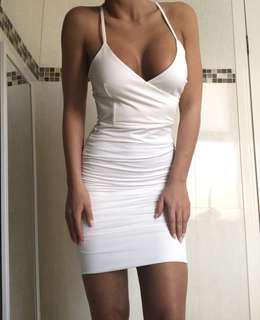 Kookai poly dress
