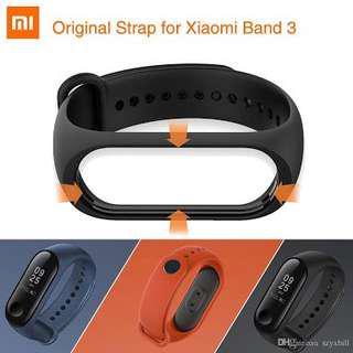 Xiaomi MI band 3 Strap Original 100% Dijamin Ambil dr bawaan