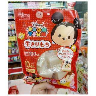 🚚 現貨 日本食品 iris foods Tsum Tsum 迪士尼 disney 造型 生切 麻糬 年糕 10個入 中秋烤肉