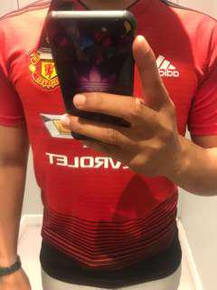 Adidas Manchester United 18/19 Home Kit