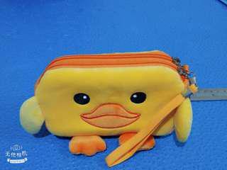 黃色小鴨2層包包