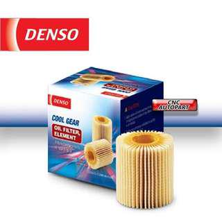 x 10pcs Denso Engine oil filter New  ( Prius,wish,CH R,Harrier,Sienta)