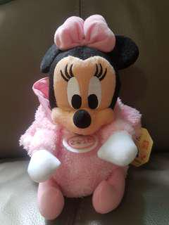 Minnie Mouse or Pooh Soft Toy