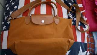 Medium Handbag Longchamp Semi-Premium