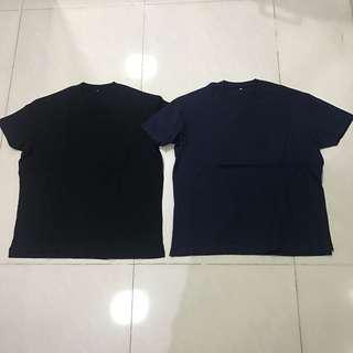 [BUNDLE] Uniqlo Oversized Tshirt