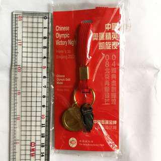 中國奧運金牌紀念電話繩