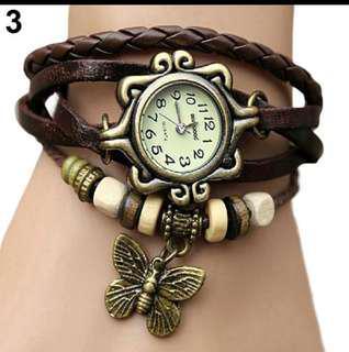 Multilayer Wrist Watch