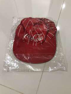 Coca-cola collectible cap