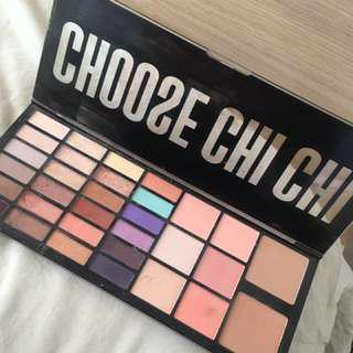 Chi chi eyes and face palette