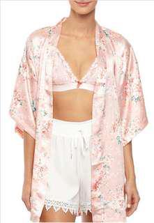 Kimono Gown Bathrobe