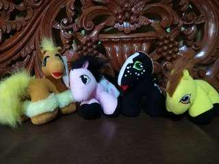 Pony Stuffed Toys