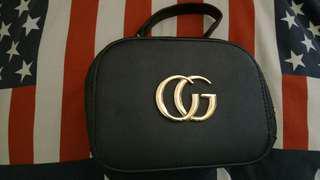 Black Gucci Mini Handbag