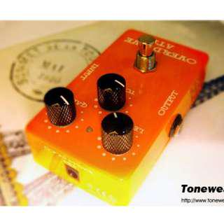 Toneweal guitar effect pedal AT2 - Distortion