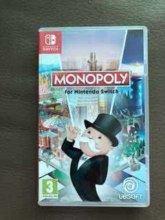 Switch Monopoly 大富翁