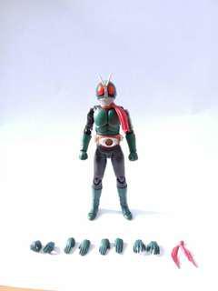 SHF Kamen Rider Old Nigo Ex Cyclone Set