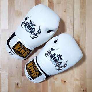Genuine Top King Boxing Gloves 12oz
