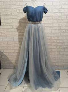 Prenup Gown Tulle