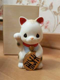 Precious Moments Figurine - Life Is Full Of Golden Opportunities