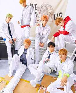 NCT DREAM 2ND MINI ALBUM - WE GO UP