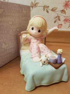 Precious Moments Figurine - Sing for Joy with Each New Day