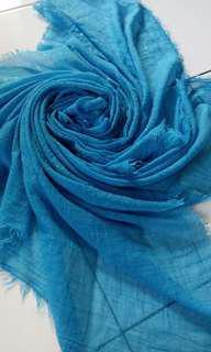 Jilbab blink biru #MauiPhoneX