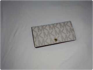 Authentic MK slim wallet