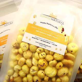 SUNRISE NATURAL Superior Quality Fox nut(lotus seed)