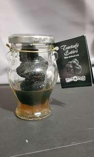Black truffle in oil 50g