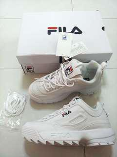 INSTOCK AUTHENTIC FILA DISRUPTOR 2 (BNIB)