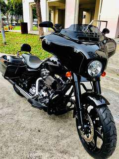 Harley Davidson street glide Special ( 3k kms with full 110ci stage 5 kits & tons more worth over $20k )