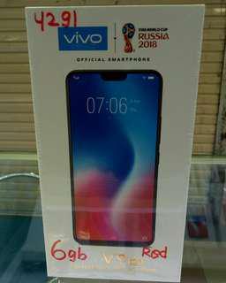 Vivo V9 Ram 6 Gb