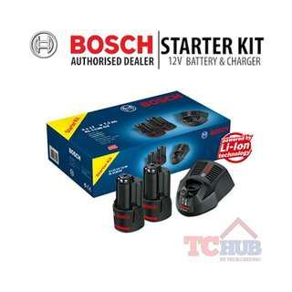 Bosch 12V Starter Kit