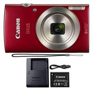 Canon ixus 185 merah