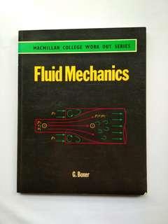 Textbook - Fluid Mechanics By G. Boxer