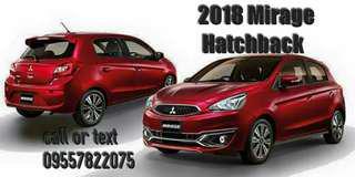 Mitsubishi Mirage Hatchback