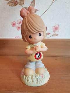 Precious Moments Figurine - You Are My Mouseketeer