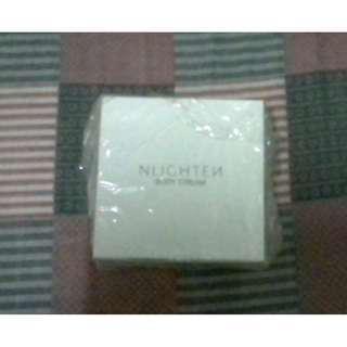 Repriced Nlighten Body Cream 100g original