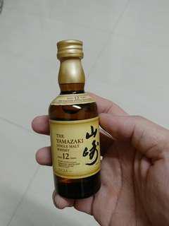 山崎12酒辦